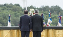 FRANCE-GERMANY-WWI-CENTENARY-COMMEMORATION