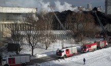 russia-library-fire
