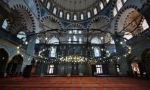 Rustem Pasha Mosque Inside